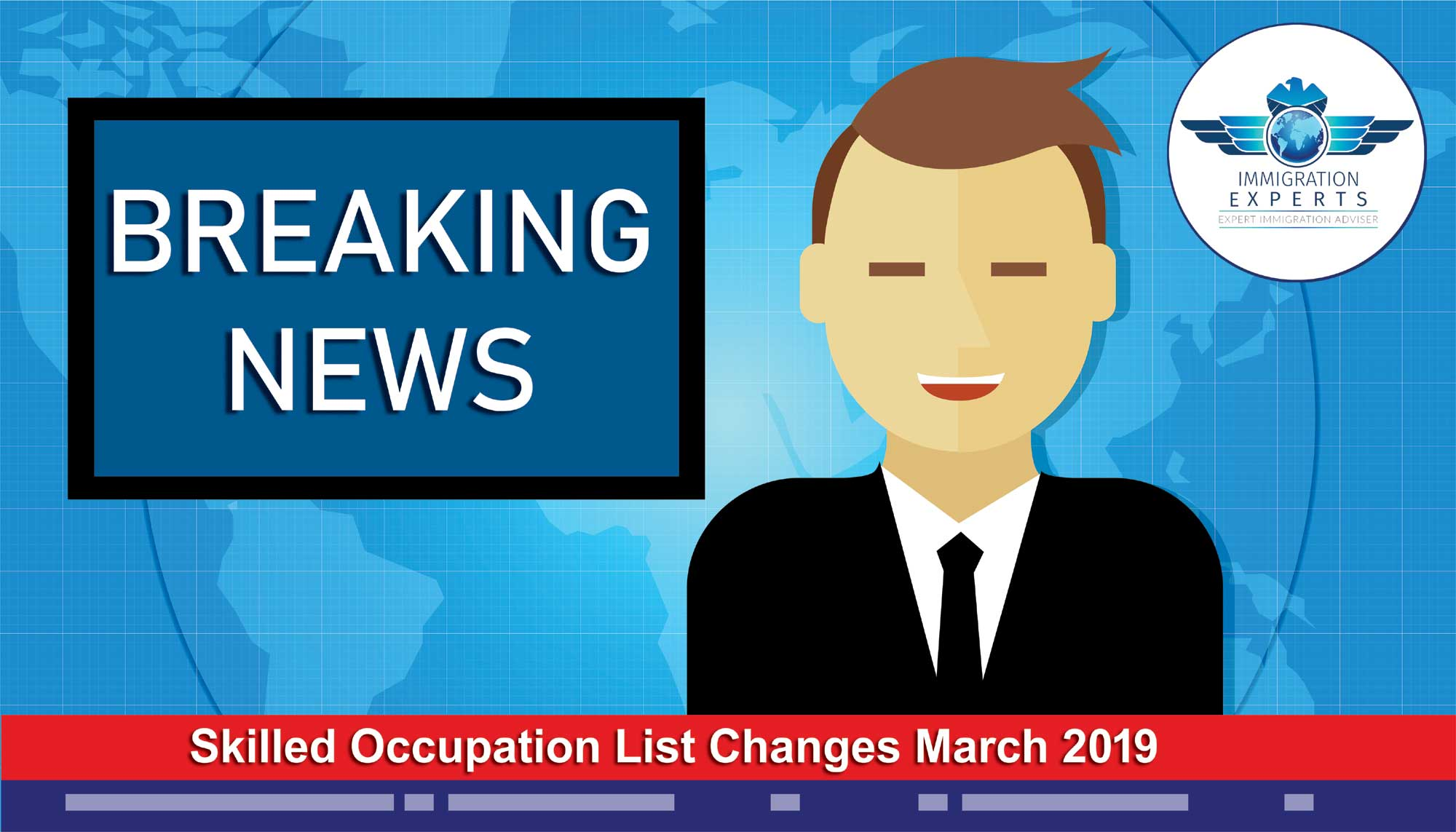 Changes to Skilled Occupation Lists March 2019