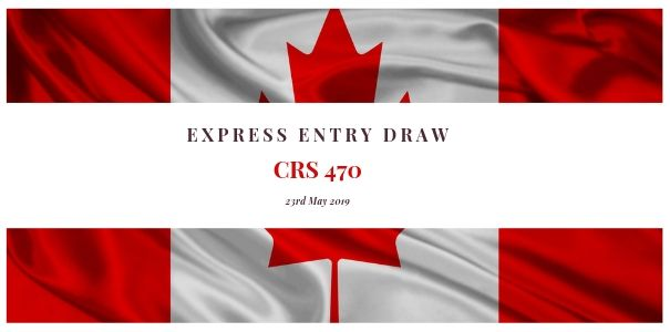 3,350 express entry candidate invited in the latest express draw of