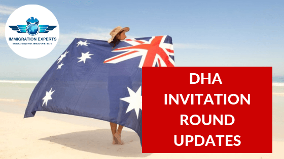 DHA Invitation Round Updates Related On 11 October 2019