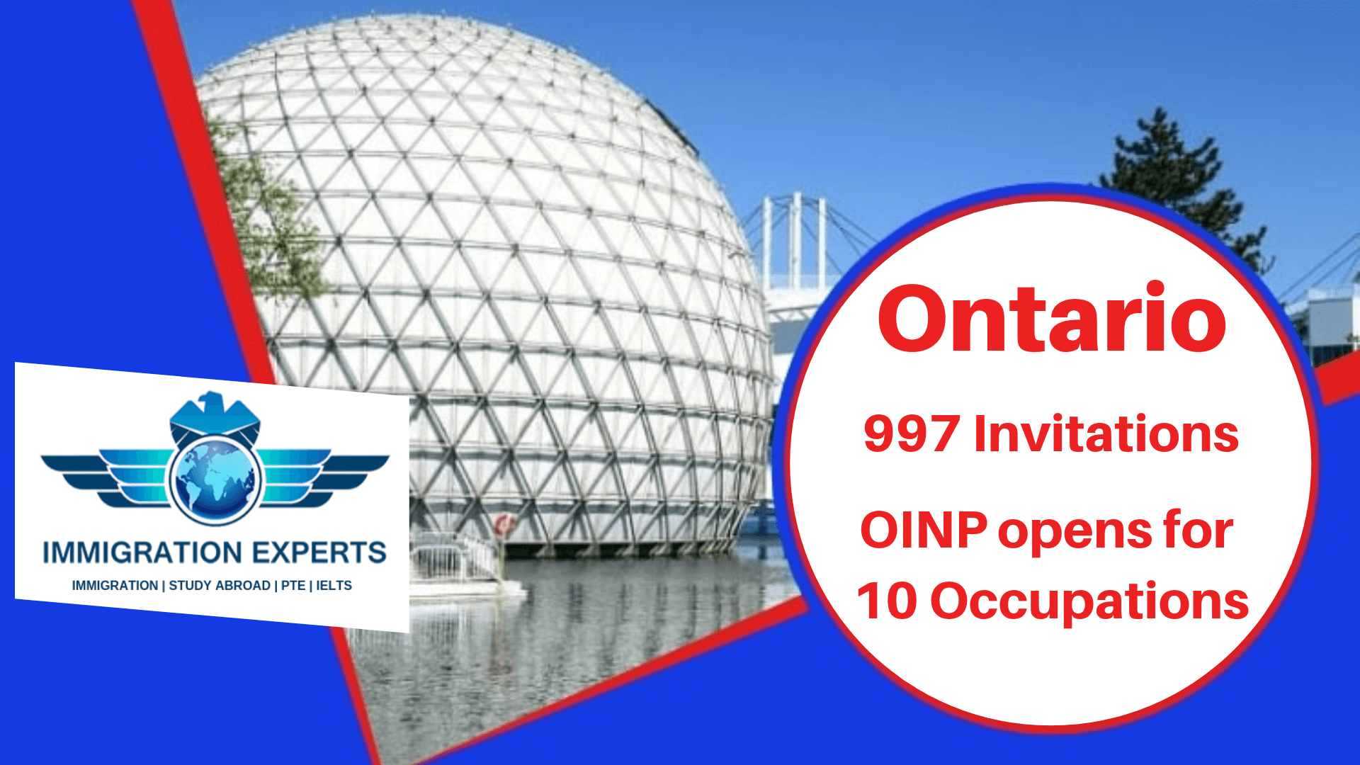 Ontario PNP targets Express Entry candidates Send 1000 Invitations