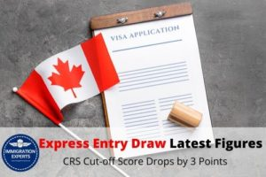 Express Entry Draw Latest Figures