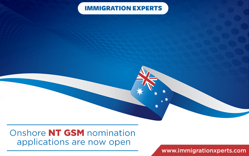 Onshore NT GSM nomination applications are now open