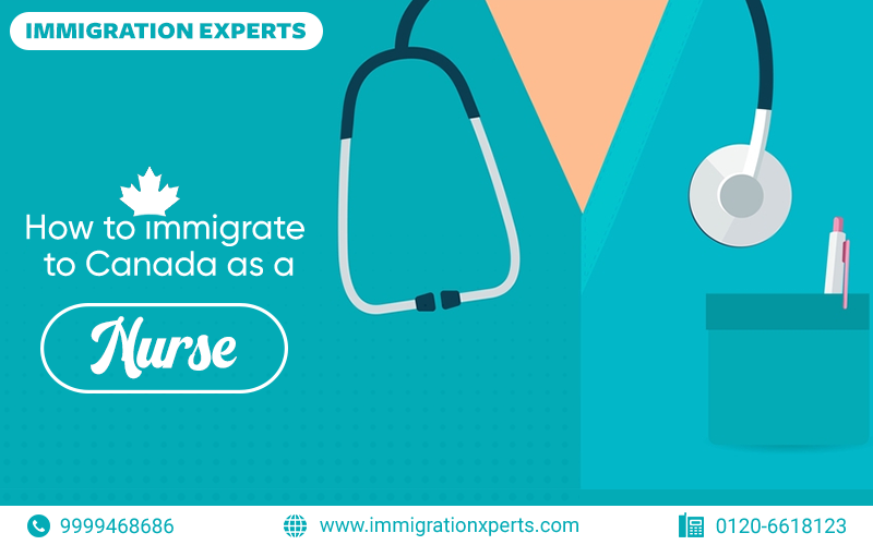 How to immigrate to Canada as a Nurse